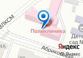 Центр медицинской профилактики, МБУ на карте