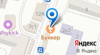 Компания Ваниль на карте