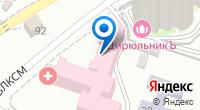 Компания Центр медицинской профилактики, МБУ на карте