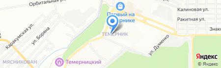Тиффани на карте Ростова-на-Дону