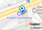 Донавтосервис, ЗАО на карте