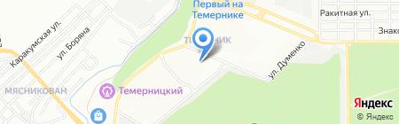 OS на карте Ростова-на-Дону
