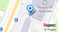 Компания СГУ на карте