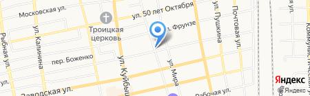 ХХХ на карте Батайска