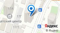 Компания Натэлла на карте