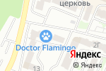 Схема проезда до компании Магазин разливного пива в Ростове-на-Дону