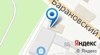 Компания Кливер на карте