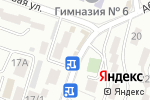 Схема проезда до компании Павильон #6 в Сочи