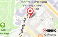 Схема проезда до компании 62 Колеса в Александрово