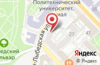 Схема проезда до компании Рязаньэнергопром в Рязани