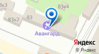 Компания Атон на карте