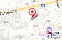 Схема проезда до компании ГОСТокна в Серпухове