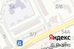 Схема проезда до компании Вероника в Батайске