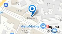 Компания Мир автокрасок на карте