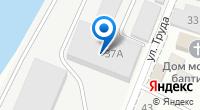 Компания Автопак на карте