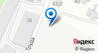 Компания Автобаня на карте