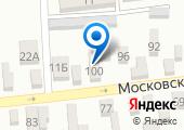 Адвокат Белотелов К.А. на карте