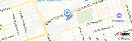 Мебель по-новому на карте Ростова-на-Дону