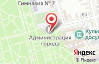 Схема проезда до компании Администрация г. Батайска в Батайске