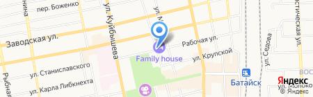 Центр бухгалтерских услуг Анны Вернета на карте Батайска