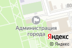 Схема проезда до компании Батайская городская Дума в Батайске
