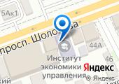 Ростовский Международный Институт Экономики и Управления на карте