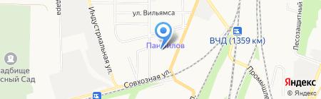 Ростовоблстройзаказчик на карте Батайска