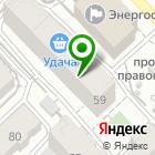 Местоположение компании Авторское ателье Елены Алексеевой