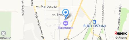 БТС на карте Батайска