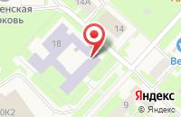 Схема проезда до компании Майская средняя общеобразовательная школа в Майском