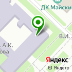 Местоположение компании Огарковская детская школа искусств