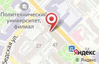 Схема проезда до компании Центр Независимой Потребительской Экспертизы и Просвещения в Рязани