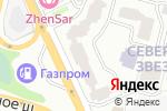 Схема проезда до компании ШИКолад в Батайске