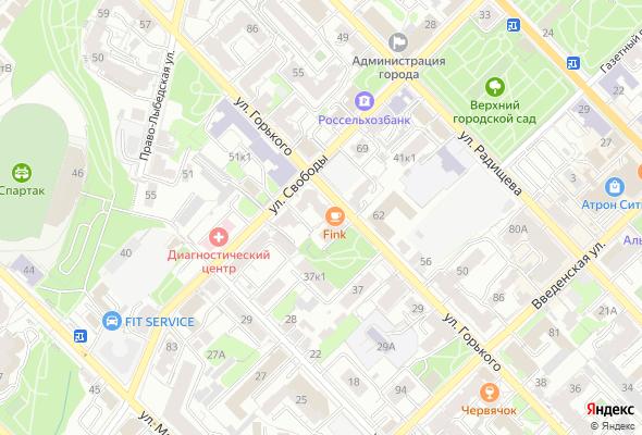 жилой комплекс Легенда Горького