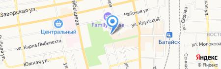 ДонАудитФинанс на карте Батайска