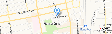 Introtek на карте Батайска