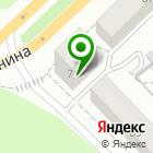 Местоположение компании РИК-АВТО