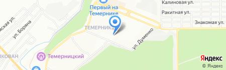 Формула здоровья на карте Ростова-на-Дону