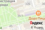 Схема проезда до компании Сбербанк, ПАО в Батайске