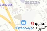 Схема проезда до компании Северный в Батайске