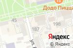 Схема проезда до компании Мебель для Вас в Батайске