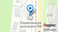 Компания Антариус на карте