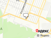 Стоматологическая клиника «Эскулап (Казахская)» на карте