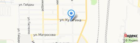 Банкомат Юго-Западный банк Сбербанка России на карте Батайска