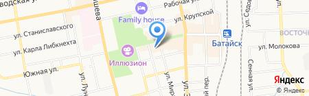 Gravita на карте Батайска