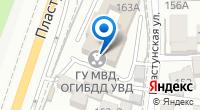 Компания АвтоГарант на карте