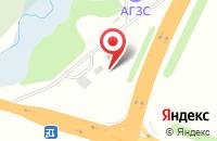 Схема проезда до компании Ярославская Топливная Ассоциация в Чурилково