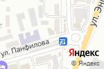 Схема проезда до компании Пятачок в Батайске