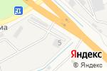 Схема проезда до компании Евротрак в Ивановском Перевозе