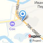 Инсайд на карте Ярославля